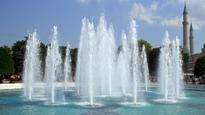 Seawater Fountain Transmits and Receives Signals Like an Antenna