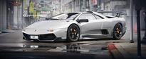 Lamborghini Diablo Gets Modernized with Murcielago SV Features in Badass Render