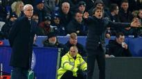Claudio Ranieri: Leicester boss wants Antonio Conte to win Premier League