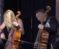 Watch Apocalyptica's Cover of Metallica's