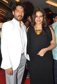 PIX: Huma Qureshi, Irrfan Khan, Arjun Rampal at D Day launch