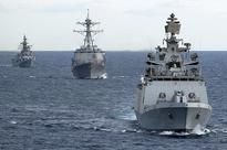 2 Indian Navy ships to visit PHL this May 30 to June 2
