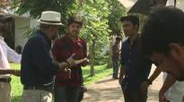 Watch: First day on Dhanush-GVM's Yennai Nokki Paayum Thotta sets