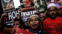 Aung San Suu Kyi denies ethnic cleansing of Myanmar's Rohingya Muslim minority