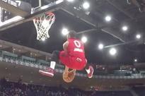 5-foot-10 John Jordan destroys D-League dunk contest with high-flying sorcery