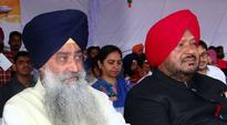 Set to take poll plunge with Congress, Moga DC attends Sukhbir Singh Badal event as civil servant