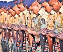 Mumbai Police Department, yesterday paid homage to Martyrs Statue at Naigaon Police ground