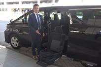 New car hire service makes rides around Tokyo easy for foreign visitors, disabled