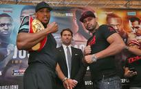 Anthony Joshua is Being Wrongly Rapped For Fighting Eric Molina