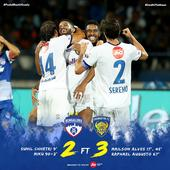 Chennaiyin FC best debutants Bengaluru, lift 2nd ISL title