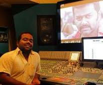 Nayakan, Shutter and now Amen for Renganaath sound designer
