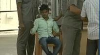 Youth tries to throw chappal at Nitish Kumar, arrested