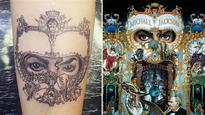 See how Michael Jackson's daughter honored him with special tattoo