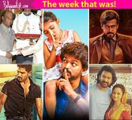 Vijay's Theri release, Rajinikanth receiving Padma Vibhushan, Suriya's 24′s audio launch- take a look at the top 5 newsmakers of the week!