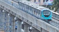Kochi Metro revs to 90kmph