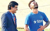 Ganguly slams West Indies players, board for putting club over country