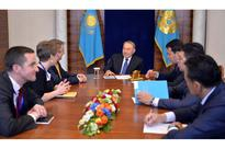 Royal Dutch Shell plc plays important role in Kashagan project - Nazarbayev