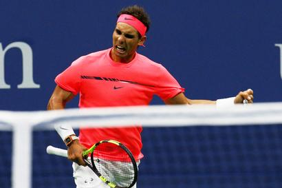 'Quiet please' Nadal requests New Yorkers