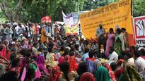 Why NREGA workers hate Aadhaar and blame Centre for 'slow poisoning' the scheme: Glimpses from Jantar Mantar