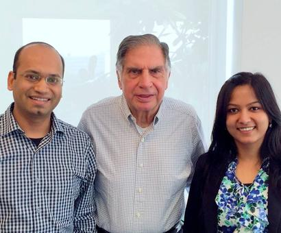 Ratan Tata invests in research startup Tracxn