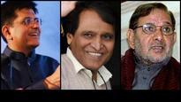 Rajya Sabha elections: Piyush Goyal, Suresh Prabhu, Sharad Yadav among others elected to Upper House