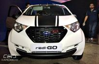Datsun redi-GO 'Sport' Launched at Rs 3.49 Lakh