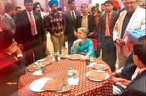 Manmohan Singh also in town for nephew's wedding