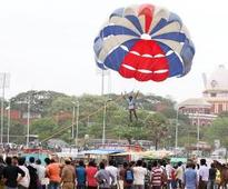 Asian Games 2018 to include paragliding