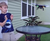 Parents are using drones and helicopters to pull out their kids' baby teeth —here's what a dentist thinks about the trend