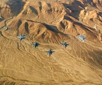Israel's air force still keeps eye on Iran despite nuclear deal