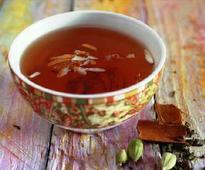 kashmiri kahwa tea benefits