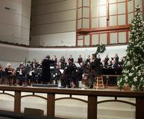 Montgomery County Choral Society presents A Christmas Celebration
