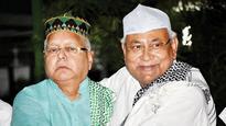 Nitish Kumar's Prez move exposes rift with RJD