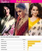 Aishwarya Rai Bachchan is fans choice to play Gayatri Devi and not Kangana Ranaut and Kareena Kapoor Khan!