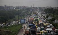 Gurgaon: Police issues advisory to ease traffic jams on NH8 expressway