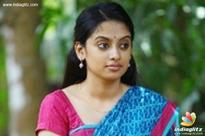 Gauthami is Sudev Nair's heroine in 'Campus Diary'