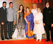 Bachchans and Rais come together for Aishwarya's Sarbjit