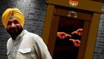 Sidhus resignation triggers seismic activity in Punjab, SAD sacks 2 MLAs