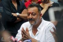 Sanjay Dutt spotted at BJP event in Mumbai