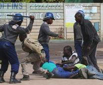 Police state fears as Zimbabwe to ban protests in capital for month