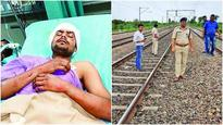 Two men thrown out of moving train in Ballabhgarh