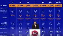 Jio Welcome offer to end on Dec 3 but free data, voice to be available till Dec 31