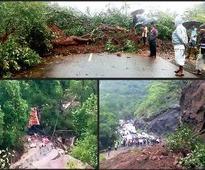 Malshej Ghat to be closed after Sunday's landslide
