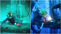 At home on the seabed