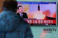 Abe, Trump show unity in slamming North Korea missile test