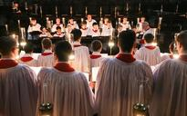 Continuing terror threat forces King's College Chapel to scrap traditional queue for Christmas carol concert