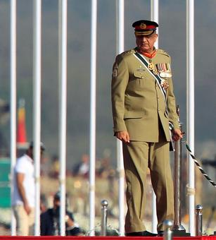 'Military still the most powerful institution in Pakistan'