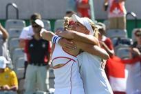 Makarova, Vesnina shatter Hingis's Rio women's doubles bid