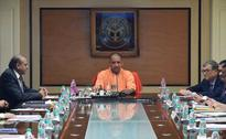 Bill Gates meets Yogi Adityanath, discusses ways to intensify encephalitis vaccination programmes