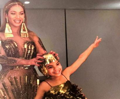 The Indian designers behind Beyonce's warrior queen gown